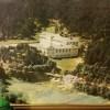 Leirvik  skule  i  dag  –  og  for  100  år  sidan