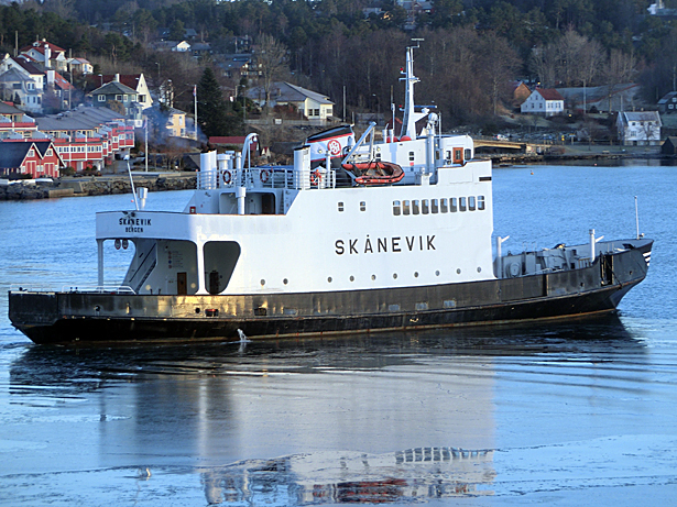 Skånaevik, 5 mnd jobb, startar i mai, Gudvangen – Kaupanger 2 turer om dagen 2 timar