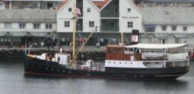 «Granvin»  først  seglingsklar  neste  år