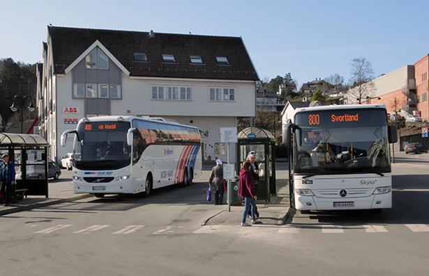 buss stord stavanger
