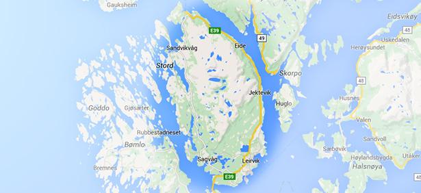 stord kommune kart Kan gå mot storkommune på Stordøy | Stordnytt
