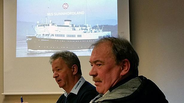 Leif Trygve Nilsen og Kjell Fylkesnes går i bresjen for å få Sunnhordland attende til Leirvik og regionen.