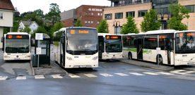 Berre  litt  justering  av  bussrutene
