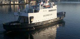 På  veg  til  travle  dagar  på  Sognefjorden