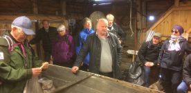 Kulturhistorisk  vandring  i  Sagvåg