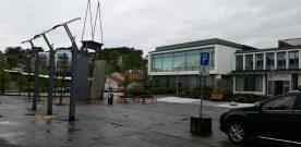 Vil  ha  sentral  Leirvik-leikeplass  i  Borggarden