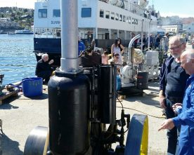 Ber  maritimt  museum  seia  opp  leigeavtalen