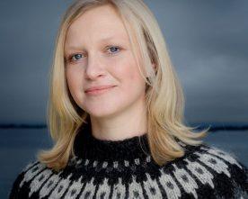 Maria  Parr  og  Anna  Fiske  til  årets  barnebokfest  på  Stord