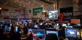 Gaming-treff  på  Vikahaugane