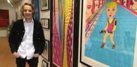 Har  selt  40  kunstverk