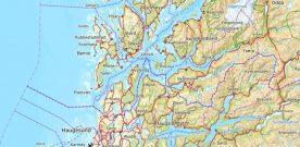 Sunnhordland/Haugaland  kan  bli  «utkantar»
