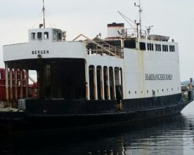Venelag  for  M/F  «Hardangerfjord»