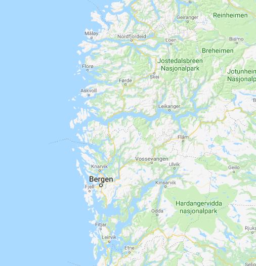 kart vestlandet Me kjem frå Vestland – på Vestlandet | Stordnytt kart vestlandet