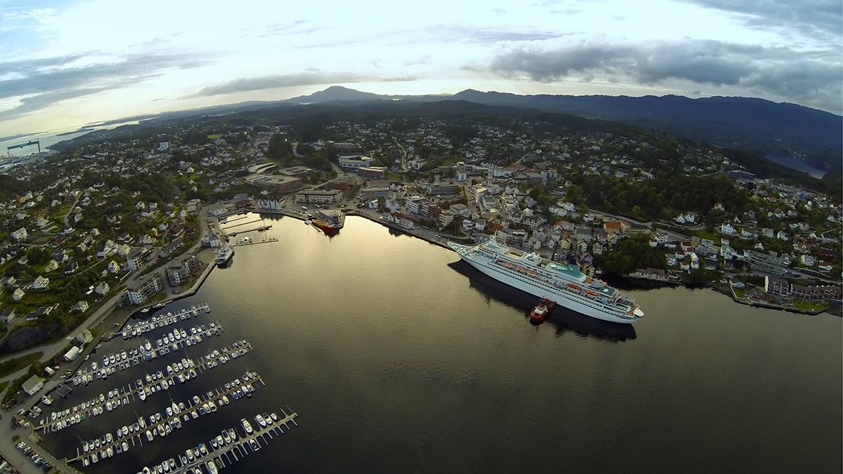 Leirvik, eine sehr schöne Stadt | Stordnytt